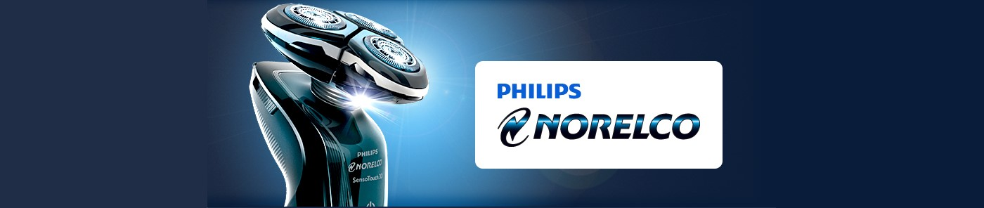 Philips Norelco banner wide